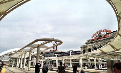 Denver Union Station Transit Center Grand Opening
