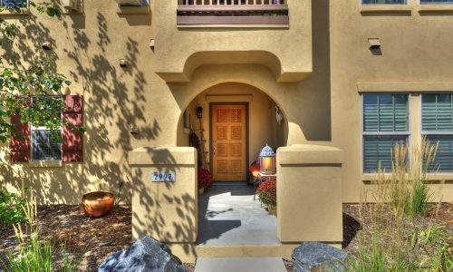 Stapleton Townhome With Southwestern Influences
