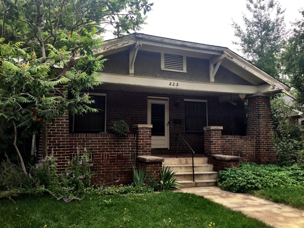 825 Garfield St 1024x768 Charming brick bungalow in Congress Park