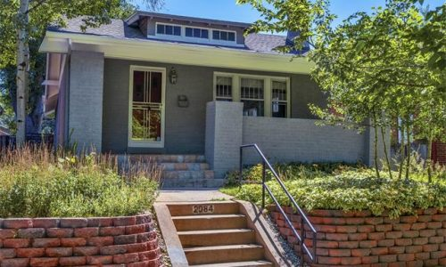 Beautiful Craftsman bungalow in Park Hill