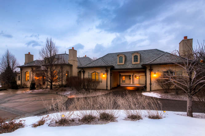 14 Sandy Lake Road Englewood small 002 3 Exterior Front 666x444 72dpi Stunning French Country Luxury