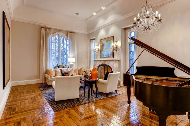 14 Sandy Lake Road Englewood small 013 17 Living Room 666x444 72dpi Stunning French Country Luxury