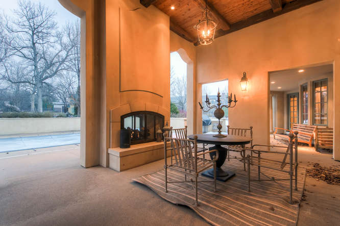14 Sandy Lake Road Englewood small 025 21 Patio 666x444 72dpi Stunning French Country Luxury