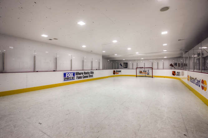 14 Sandy Lake Road Englewood small 030 25 Hockey Rink 666x445 72dpi Stunning French Country Luxury