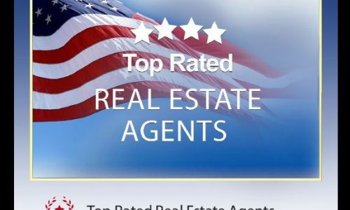 Lana Cordier Shelton receives a Top Rated Real Estate Agent Award