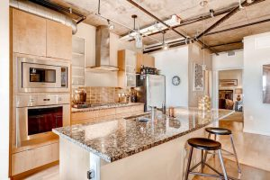 2229 Blake Street 510 Denver small 012 12 Kitchen 666x444 72dpi 300x200 Luxurious Modern Loft