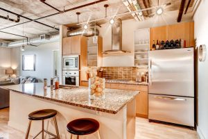 2229 Blake Street 510 Denver small 011 13 Kitchen 666x444 72dpi 300x200 Luxurious Modern Loft