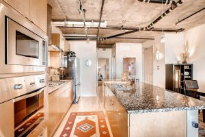 2229 Blake Street 510 Denver small 014 10 Kitchen 666x444 72dpi 300x200 Luxurious Modern Loft