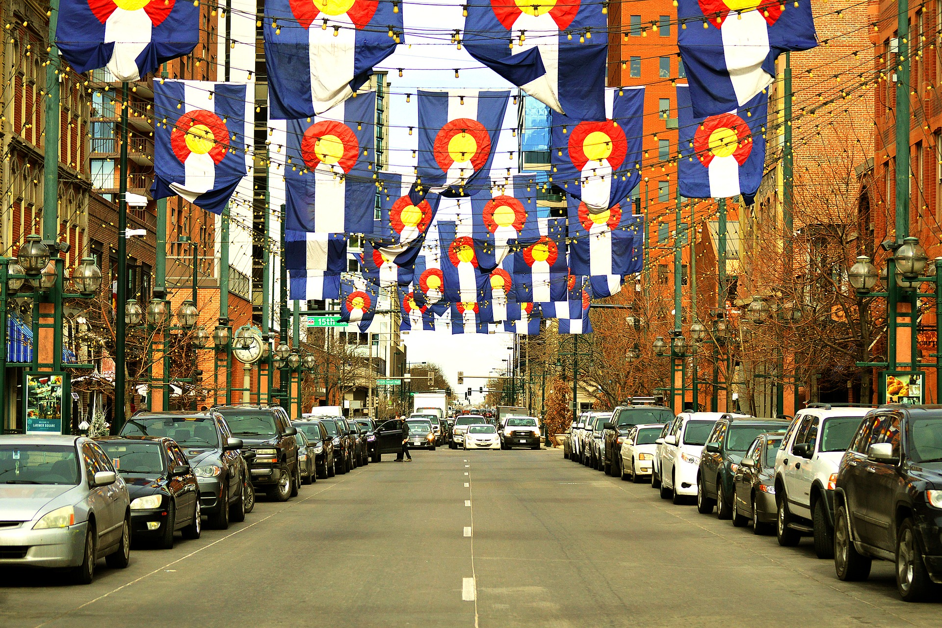 picture of autumn activities in denver on larimer street