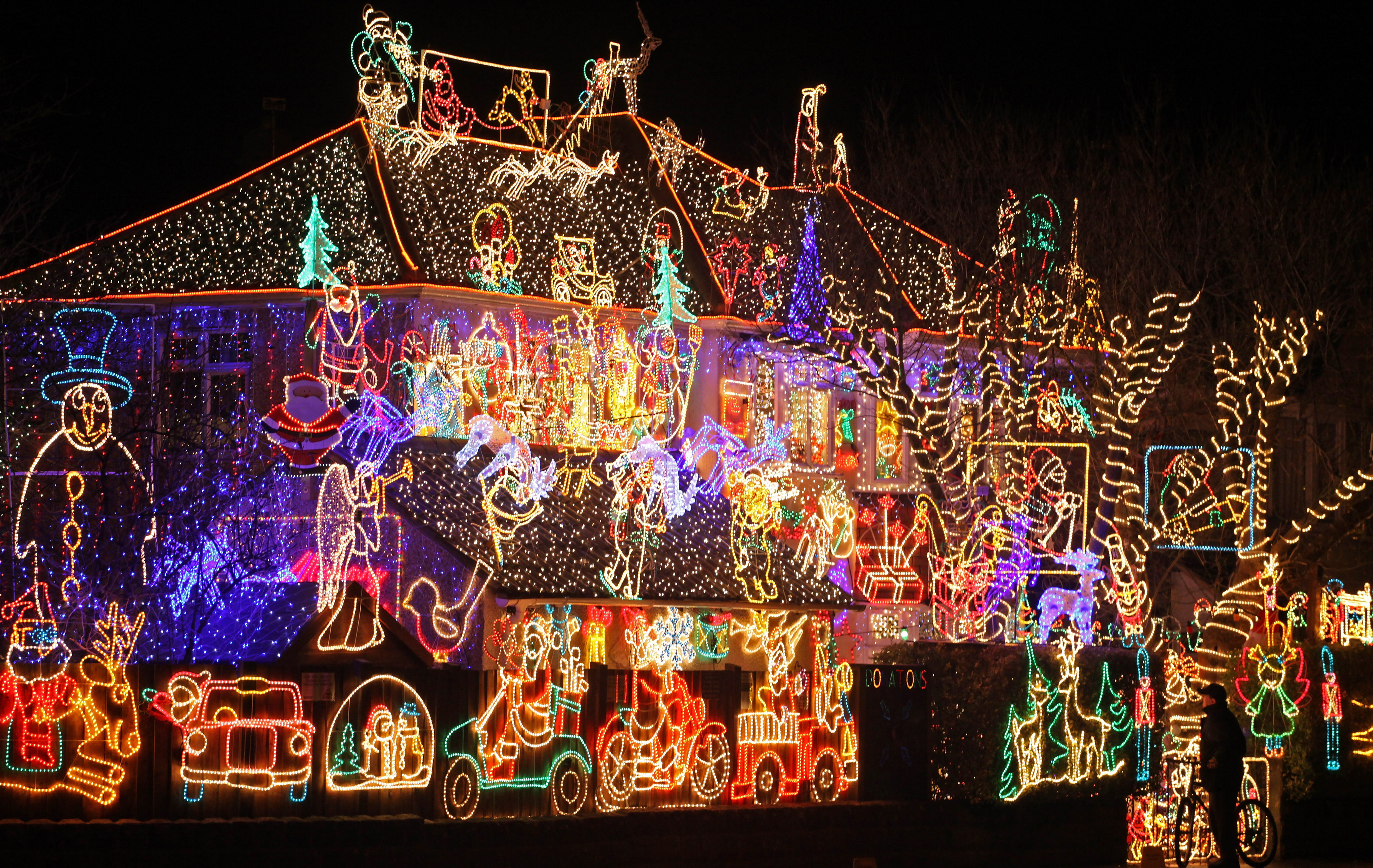 the best places in wny to view christmas lights own ny real estate