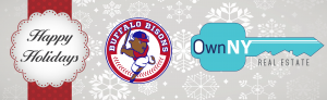 Own NY's Bisons Holiday Give Away