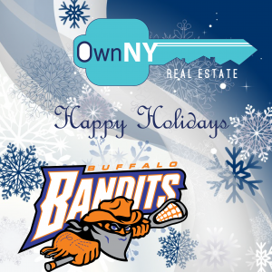 Own NY's Bandits Holiday Give Away