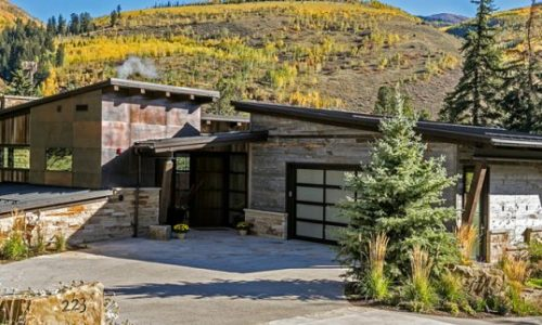 LIV Sotheby's International Realty lists newly-constructed luxury masterpiece with Gore Creek views in Vail for $11.95M