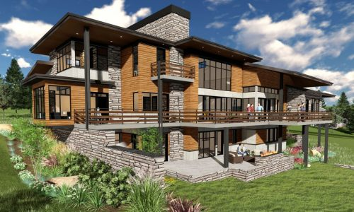 New custom homes announced for Colorado Golf Club