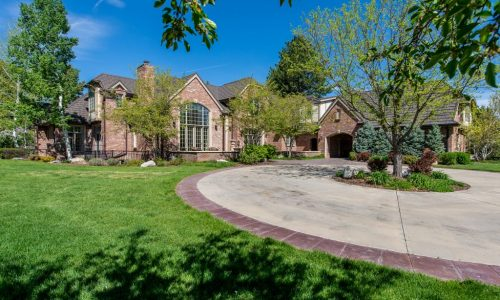 Only property of its kind in Cherry Hills Village could be yours for under $6M