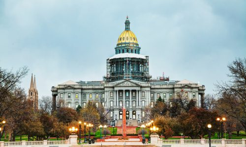 capital hill in denver, CO