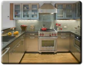 Stainless Steel Kitchen Steve Jacobson