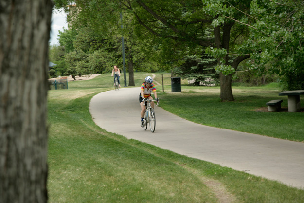 Cherry Creek Biking Trails