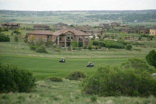 The Club at Pradera Luxury Golf Community