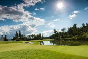 Luxurious Country Club Environment in Cherry Hills, Colorado