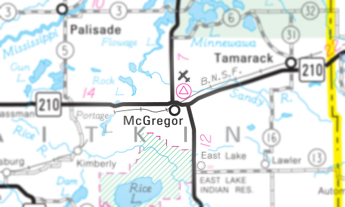 McGregor Area