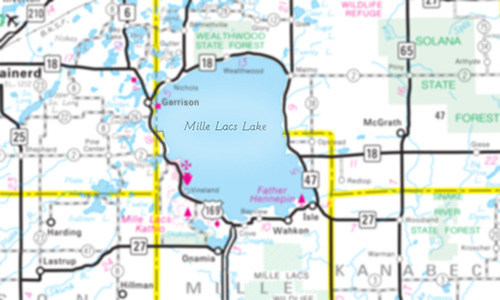 Mille Lacs Area