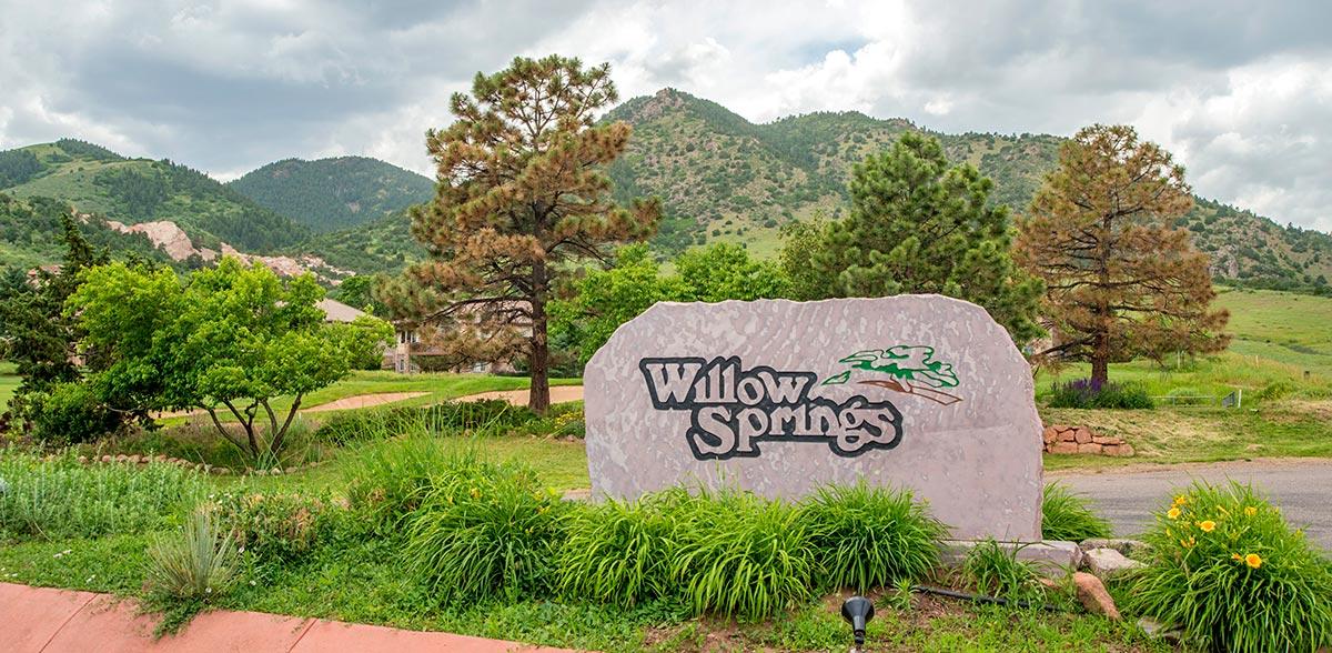 Willow Springs Neighborhood