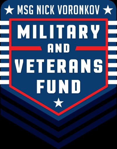 MSG Nick Voronkov, Military and Veterans Fund