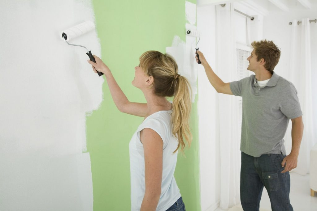 repaint to sell your Carmel home quickly