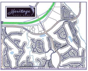 Heritage Eagle Bend Map