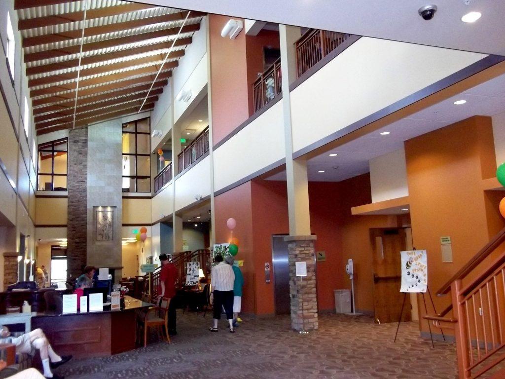 Heather Gardens community center