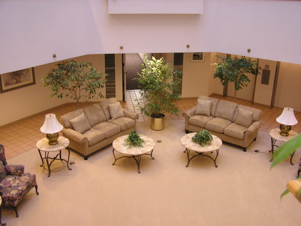 Heather Gardens Lobby Area