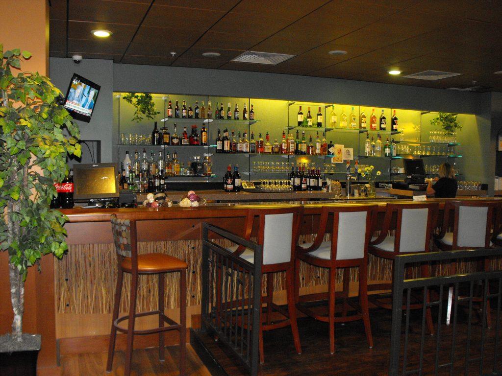 Bar at Heather Gardens