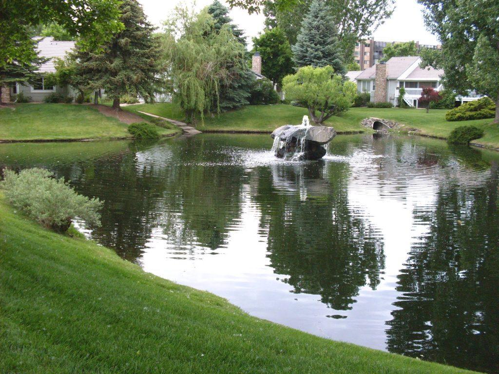 Heather Gardens Lake