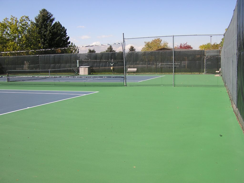 Heather Gardens Tennis Courts
