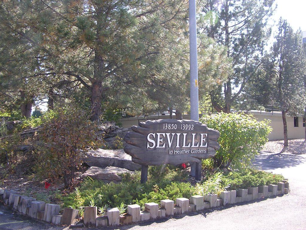 Seville in Heather Gardens
