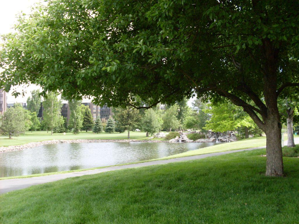Heather Gardens Pond