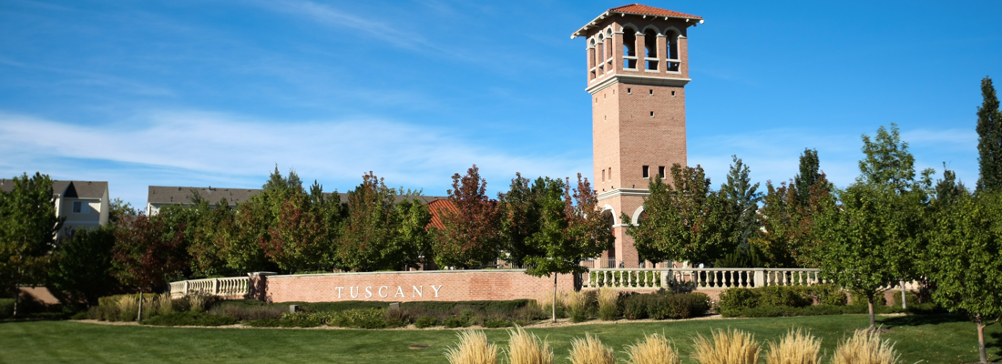 Homes For Sale in Tuscany - Aurora CO