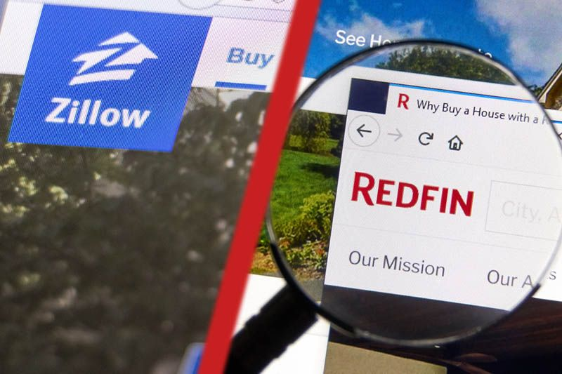 Zillow and Redfin Stop Buying Homes