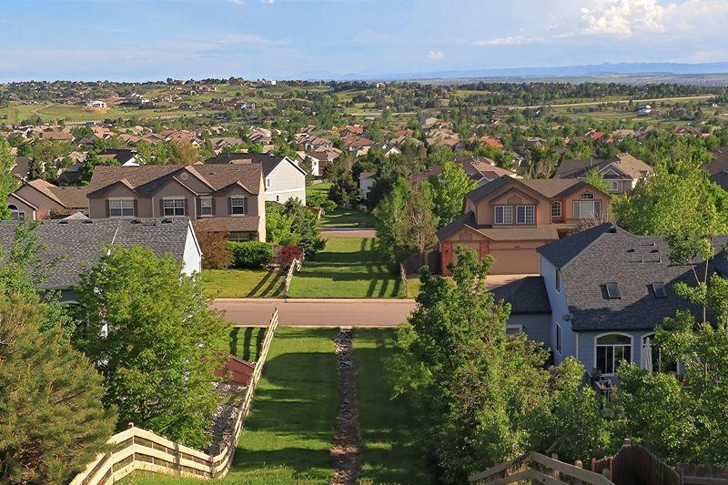Best Neighborhoods in Centennial CO