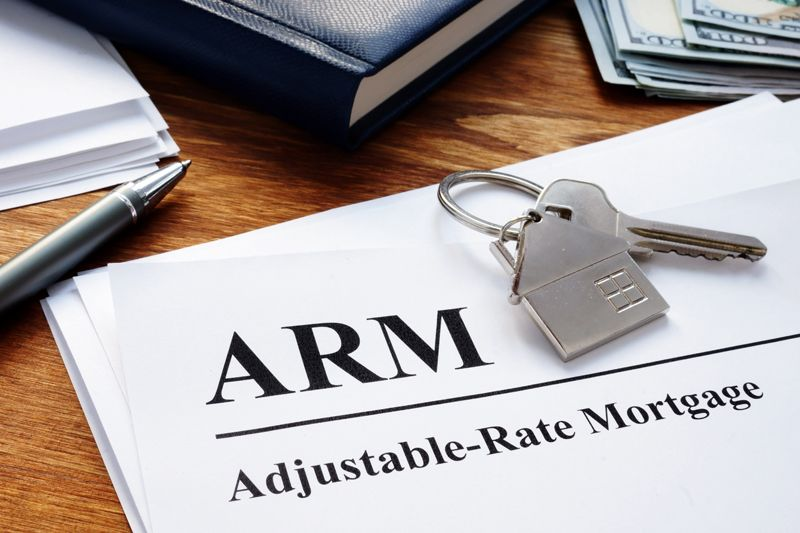 What is an Advantage of Adjustable Rate Mortgage?