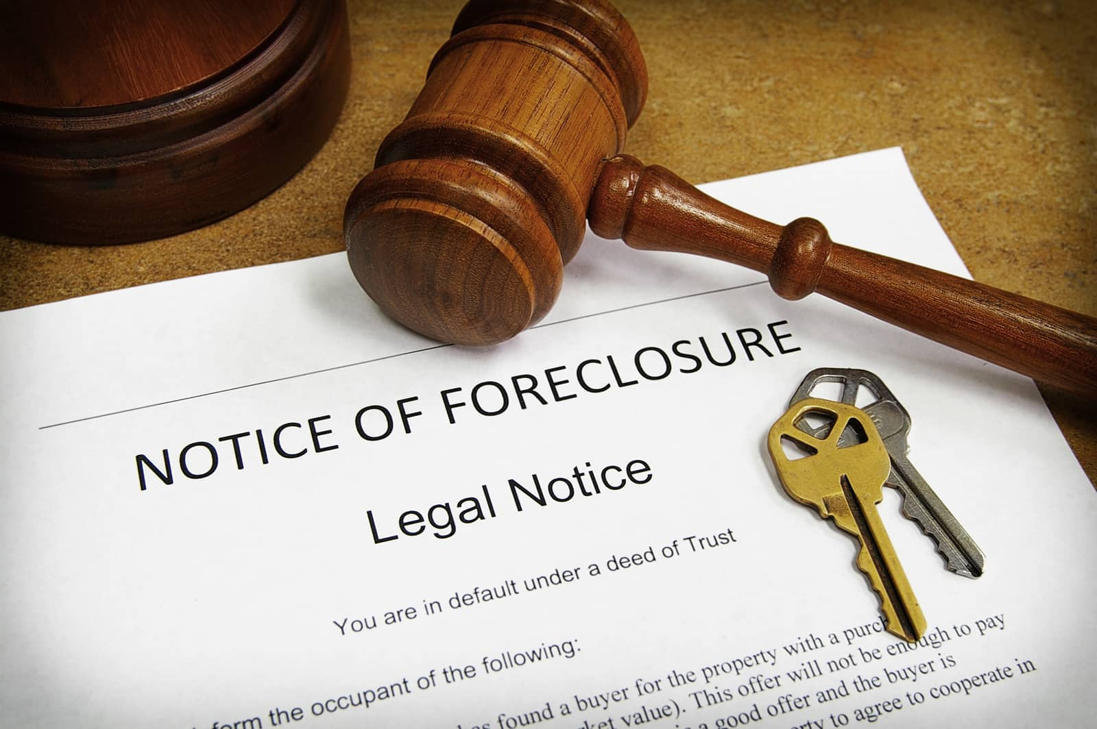 How to Avoid a Deficiency Judgment in Foreclosure