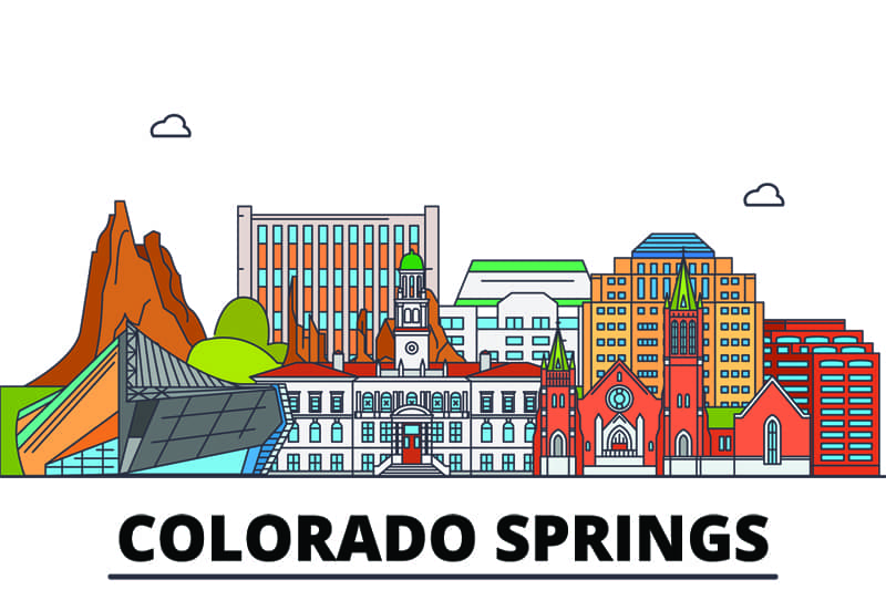 Moving from Denver to Colorado Springs