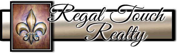 regal touch Logo