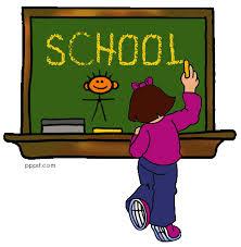 School Chaulkboard School Information