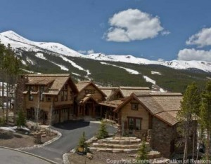 The most expensive home ever sold in Summit County...  $8.3 million in 2009